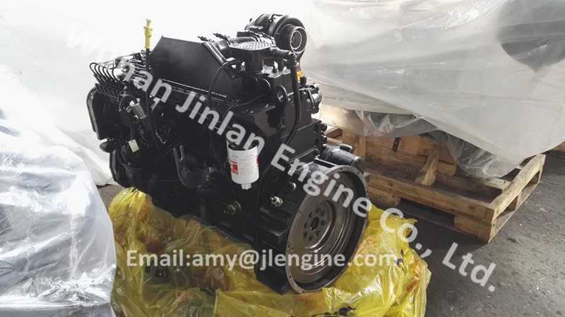 Cummins 6CT 8.3L diesel engine assebly