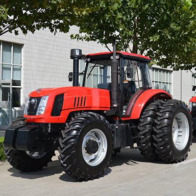 new design high quality good price mini compact agricultural Farm wheel tractor supplier