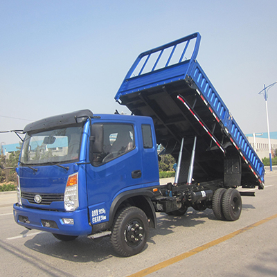high quality Commercial flatbed cargo box truck /wheel dump truck/fence truck/commercial truck supplier