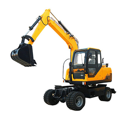 good quality cheap price Excavating Machinery mini wheel /hydraulic crawler excavator supplier