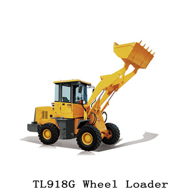 China supplier good quality mini compact/wheel/front end loader with good price