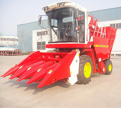 good quality corn /wheat Harvester/corn maize picker with cheap price