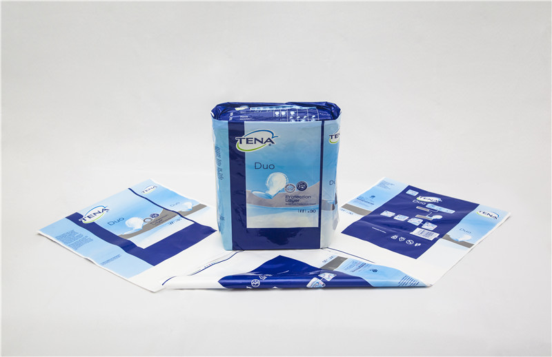 Factory wholesale breathable sleep baby diapers packaging