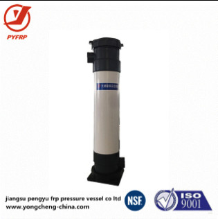 PVC materilas Bag filter housing /TANK with liquid filter bag
