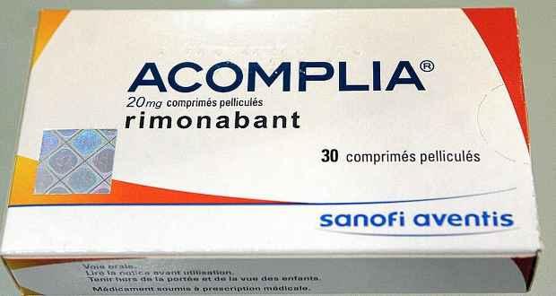 Acomplia bestellen ohne rezept