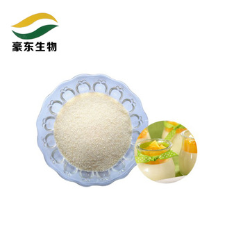 China factory supply food grade gelatin for desserts