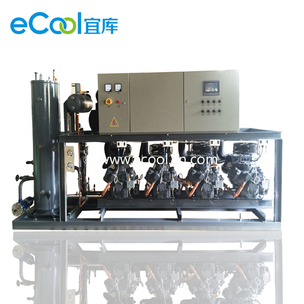 High-Temperature Piston Type Multi-Compressor Unit