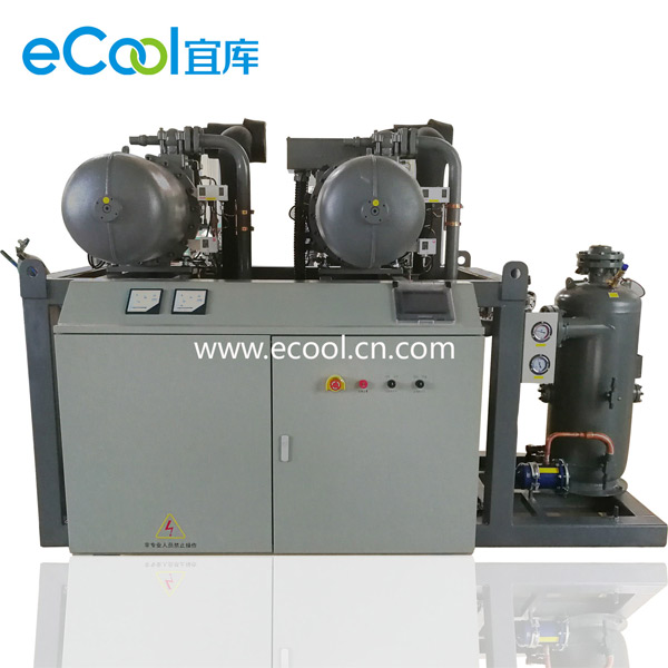 High-Temperature Screw Type Multi-Compressor Unit