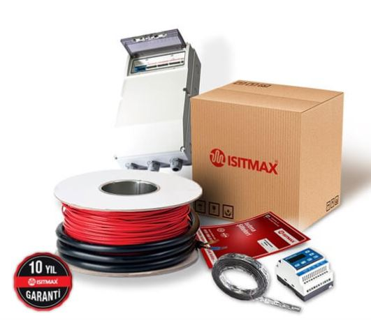 ISITMAX Under Soil Heating Cable for Forcing House