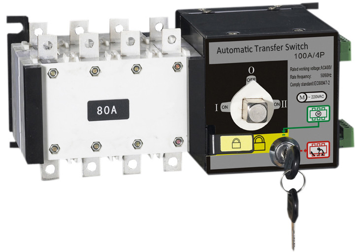 socomec changeover switch (ATS)YES1-100GA/4P