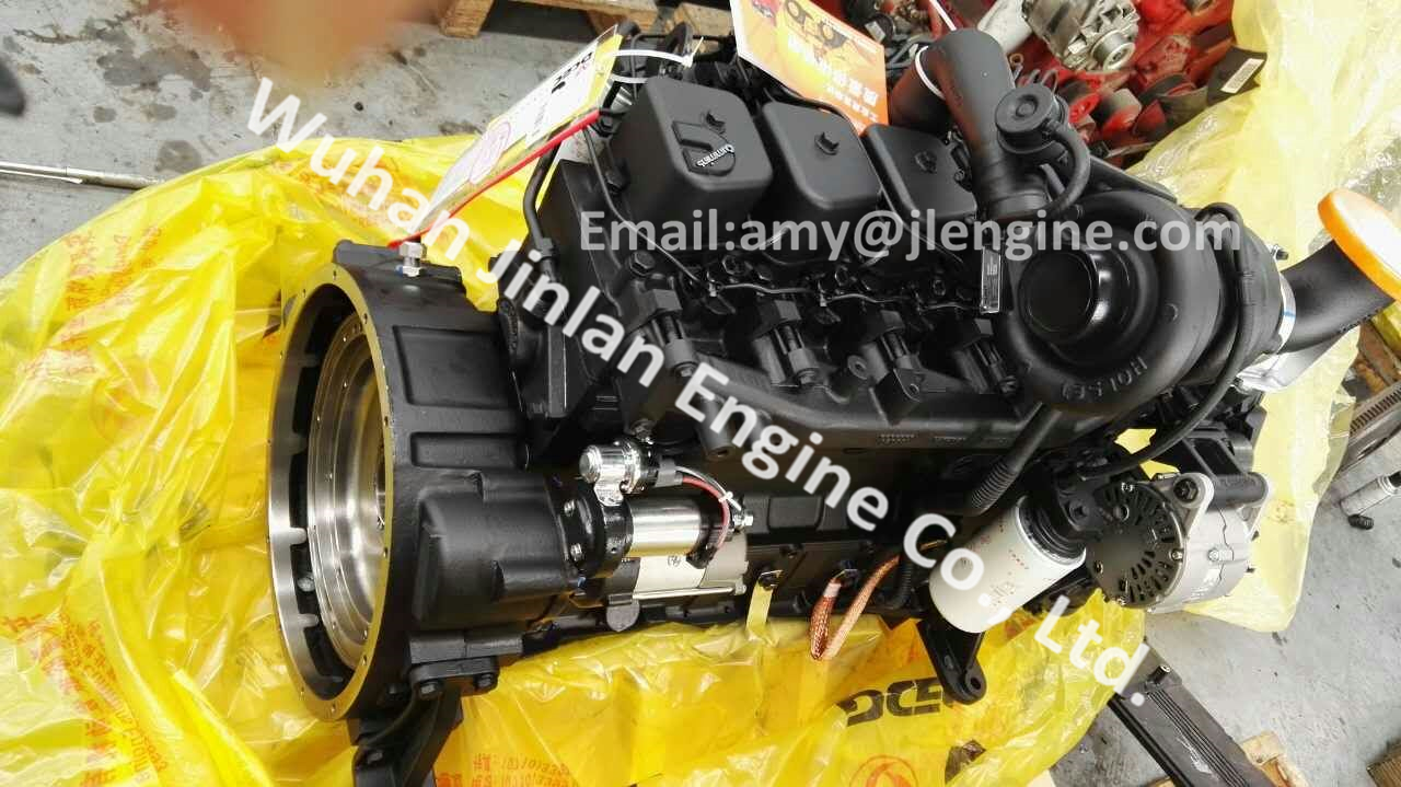 Cummins 6bt 5.9L diesel engine