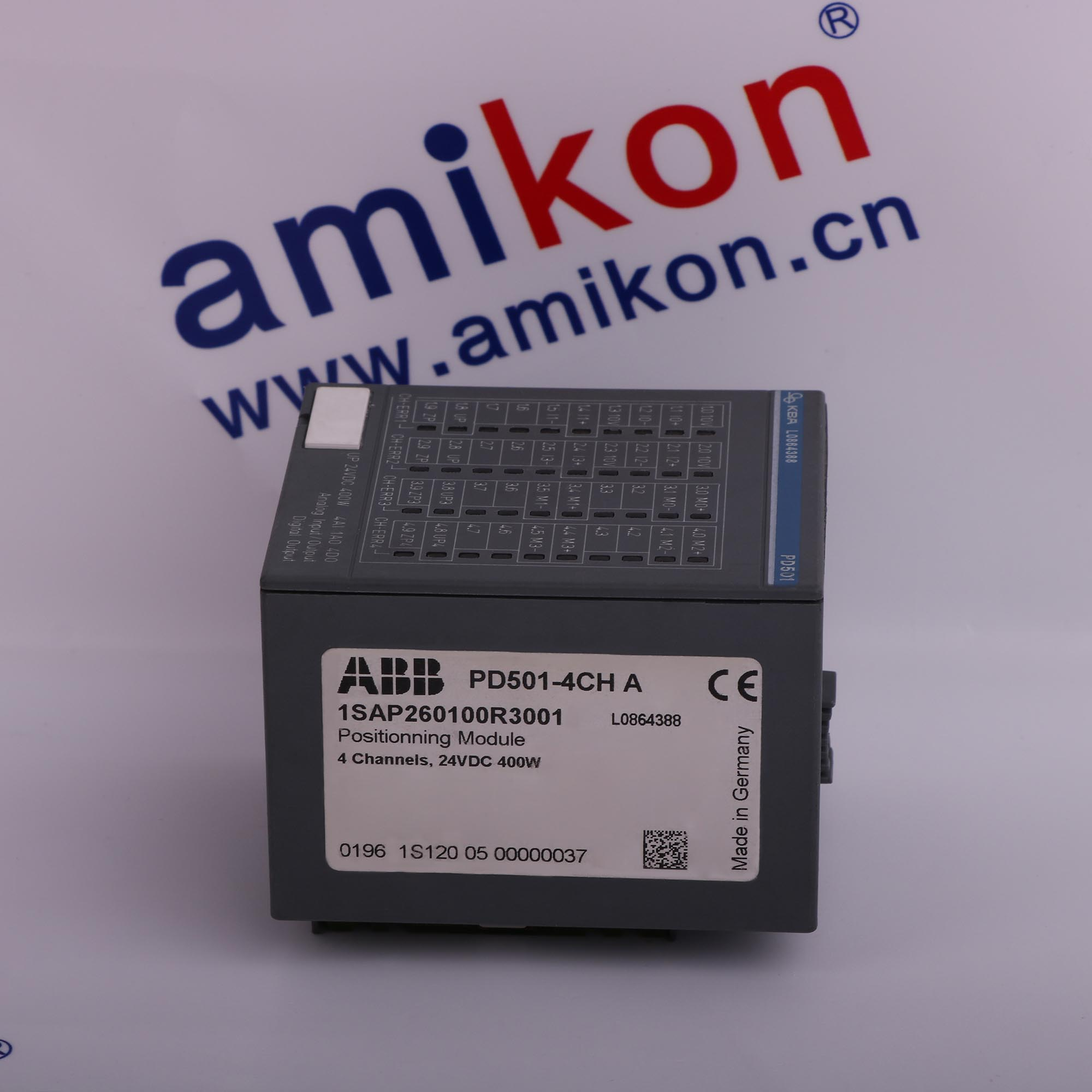 ABB SDCS-IOB-3 3BSE004086R1 (shipping by DHL and TNT)