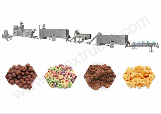 Breakfast Cereals Production Line