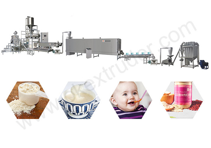 Baby Food Productiom Line