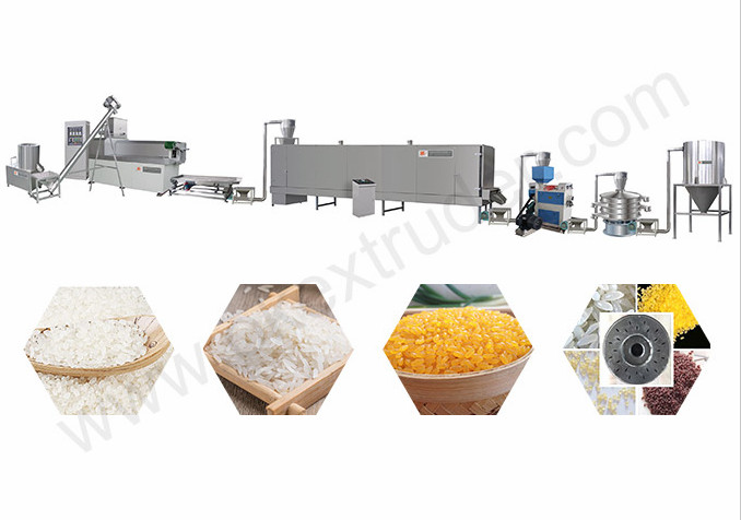 Rice Production Line