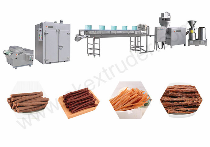 Meta Strips Production Line