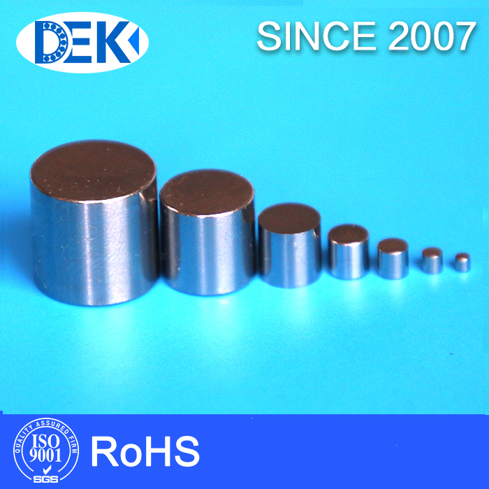 China precision short bearing rollers for main shaft bearings factory