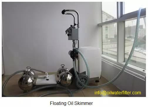 Floating Oil Skimmer