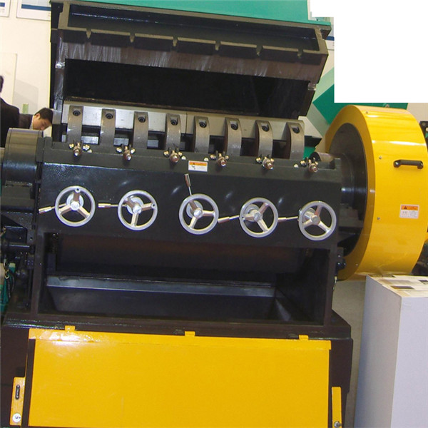 Heavy-duty Plastic Granulator