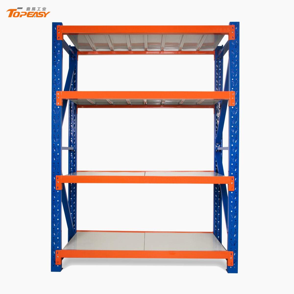medium duty boltless rack steel plate storage shelf rack  sc 1 th 225 & medium duty boltless rack steel plate storage shelf rack/Service ...