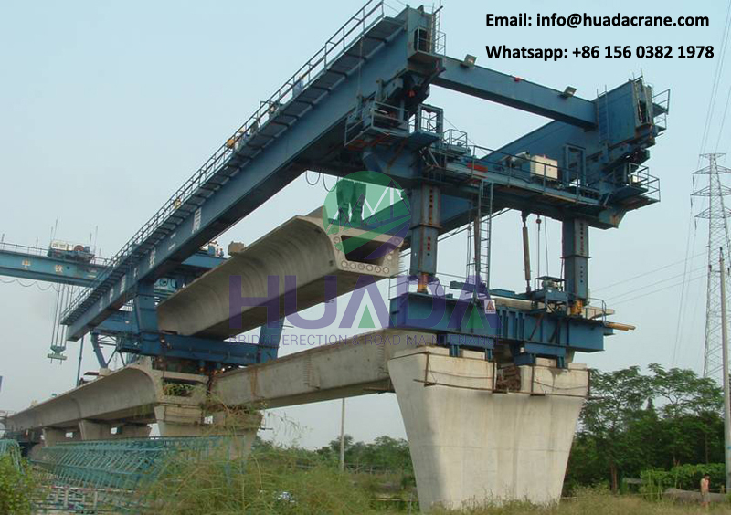 Top quality 600T full span launching gantry good manufacturer