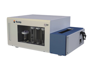 High automation and test efficiency Coulomb Sulfur Analyzer