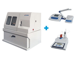 High automation Accurate and reliable test result Fluorine & Chlorine Analyzer
