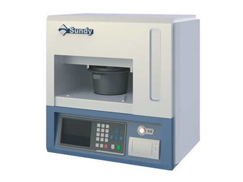 With film key and LCD screen High automation Hardgrove Grindability Index Tester (HGI)