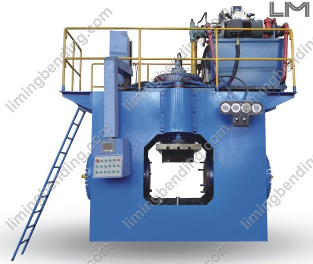 Φ168 Cold forming Tee Machine