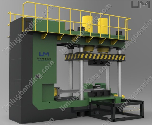 Φ273 Hydraulic Elbow Forming Machine