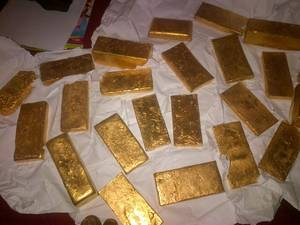 Gold dore bars for sale