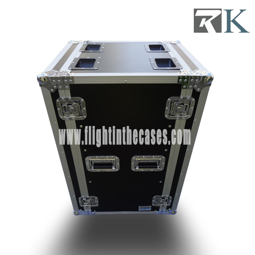18U AMPLIFIER FLIGHT CASE FOR SALE