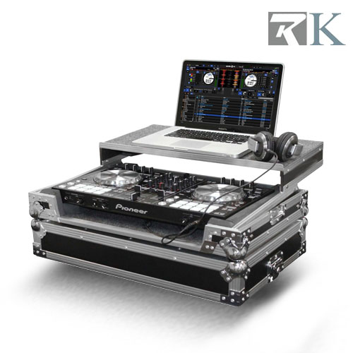 RK PORTABLE DJ FLIGHT CASE