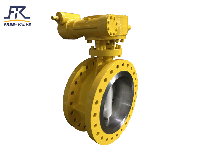 High Performance Butterfly Valve,Double offset Buterfly Valves,Double eccentric Buterfly Valves
