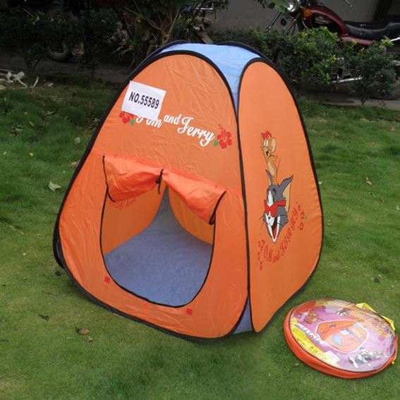 Tom and Jerry cartoon factory direct children tent, play tent / camping tent