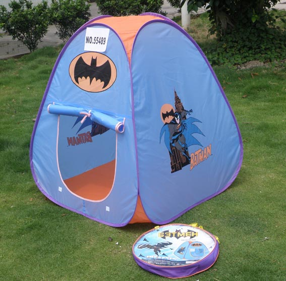 Children tent Factory Direct Batman / games tent / tent camping / tents