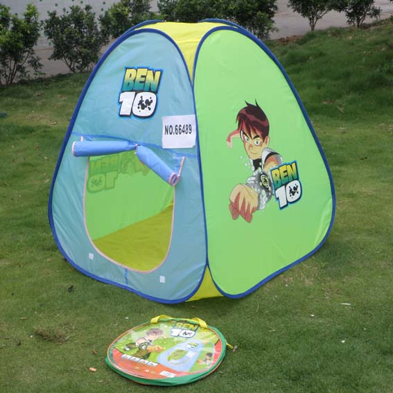 Children tent factory direct BEN10 / games tent / toy tent / camping tent