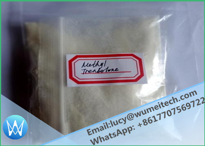 Methyltrienolone Cutting Cycle Steroids Purity 99% DHT