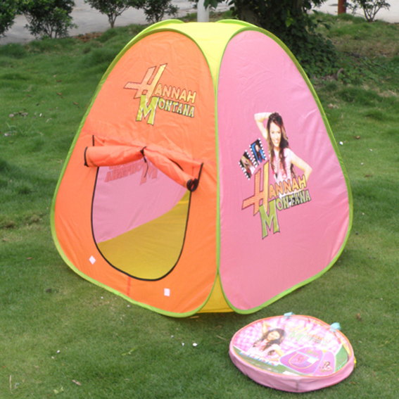 Children tent factory direct Hannah / games tent / camping tent / cartoon tent