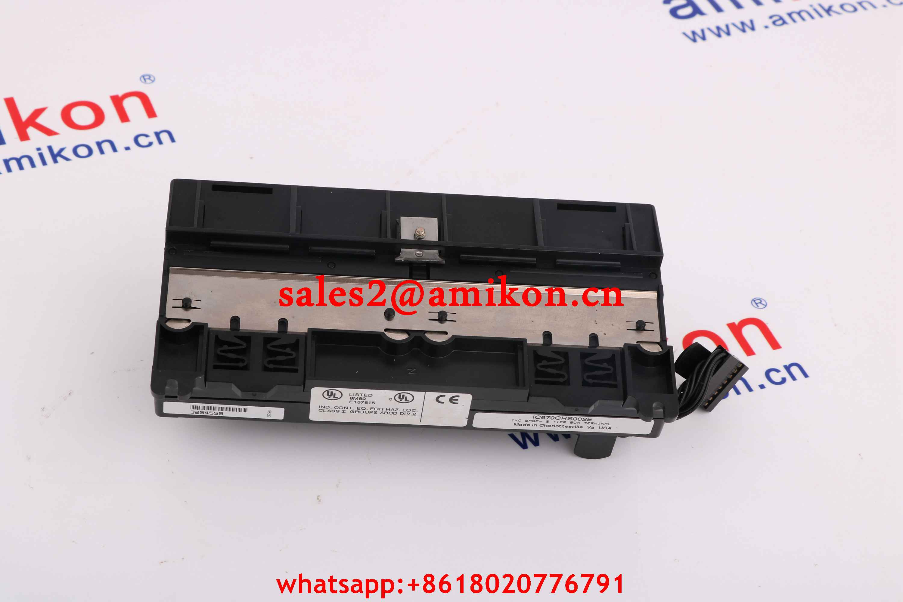 GE FANUC DS3815RCG1BL018  new and Original USA 1 year warranty