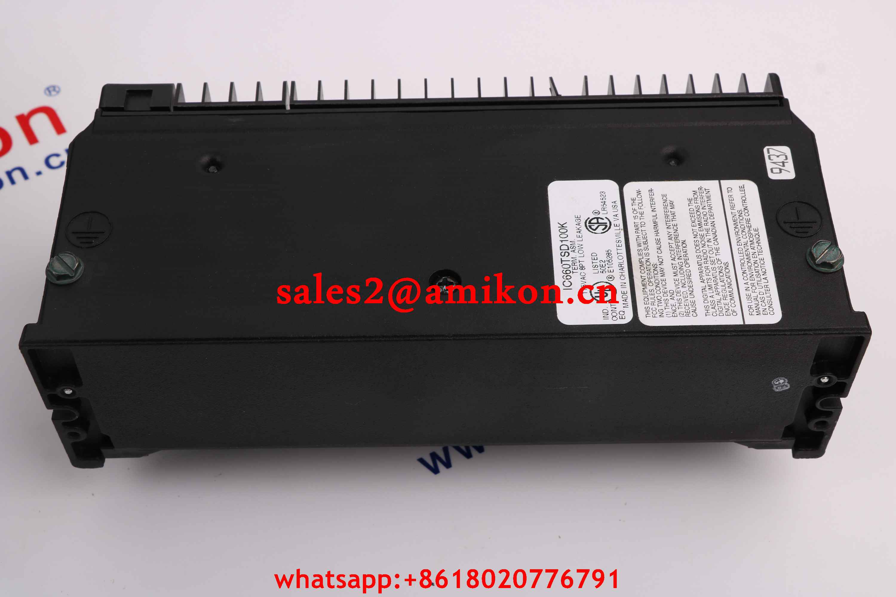 GE FANUC DS3880AIRA new and Original USA 1 year warranty