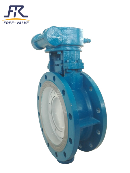 Triple Offset Butterfly Valve, triple eccentric Buterfly Valves