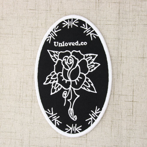 Custom Patches | Custom Patch Maker | Flower Custom Patches