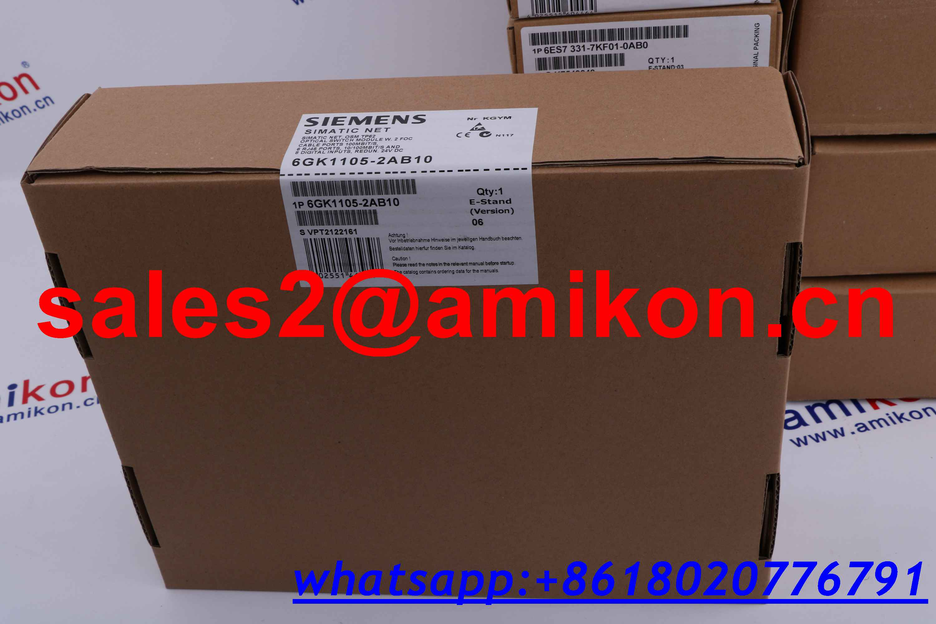 SIEMENS SIMATIC 6DD1681-0AF2-Z1 6DD16810AF2Z1 PLC Module 100% new and Original 1 year warranty + IN STOCK