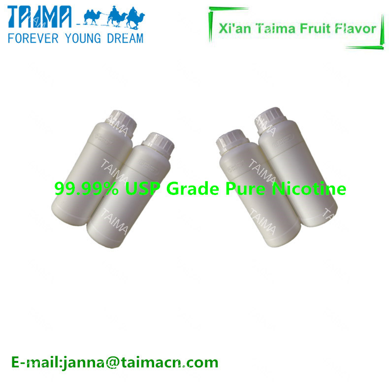 High Quality Tobacco Flavor for E-Liquid Nicotine (1000mg/ml)