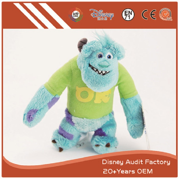 Sully Monsters Inc Soft Toys
