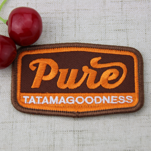 Custom Patches | Pure Custom Embroidered Patches