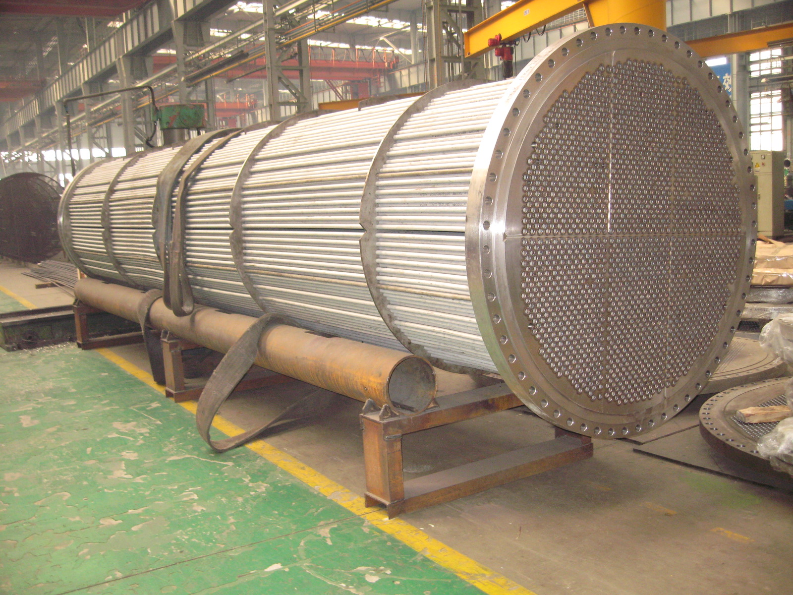 SA-213 TP304 Tube Heat Exchanger