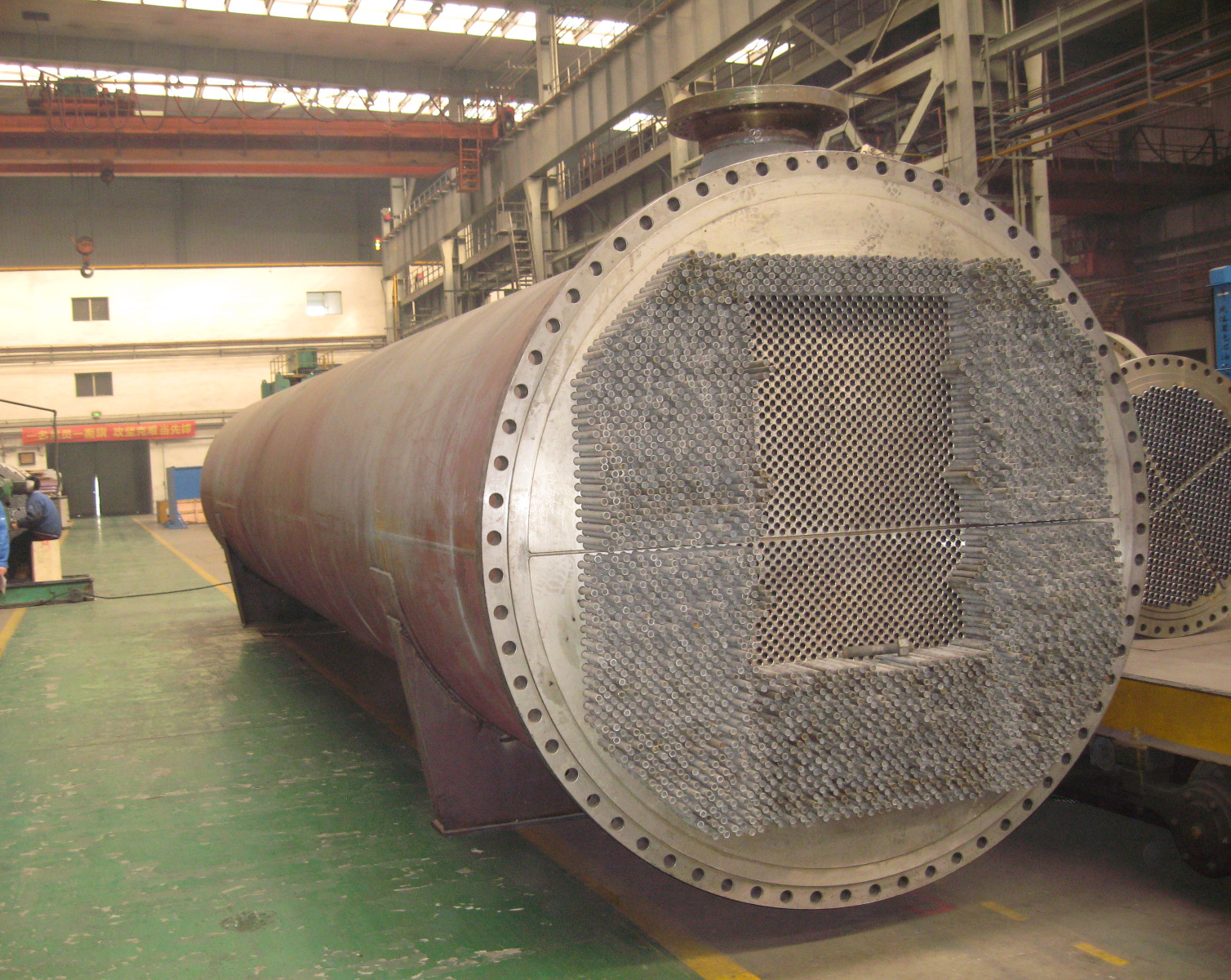 BEU Heat Exchanger