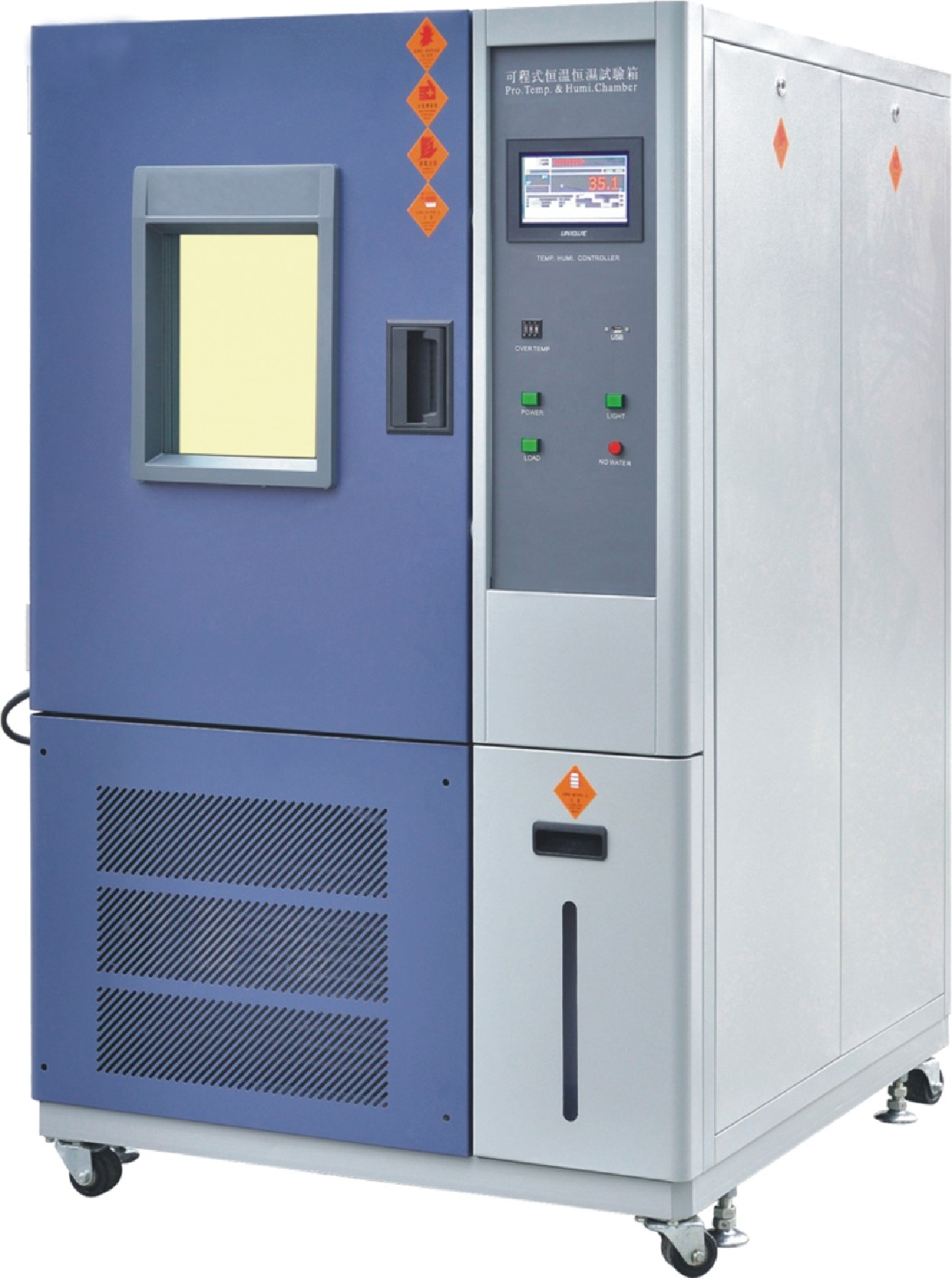 Climatic Test Chamber for Humidity and Temperature